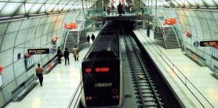Licitados por 70 millones de euros, dos tramos de la línea 3 del Metro