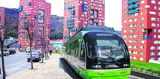 El tranvía de Barakaldo dispondrá de un total de 17 paradas