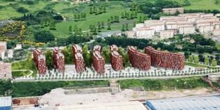 Santurtzi construirá un total de 570 pisos en los antiguos terrenos de CLH