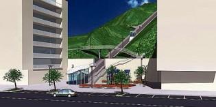 El barrio Txorierri se conectará por medio de un ascensor