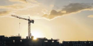 La previsión de construcción de vivienda crece el 60% durante el primer trimestre