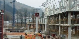 Euskadi creció un 138% en el número de viviendas libres iniciadas