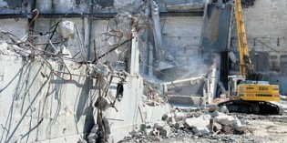 Un decreto permitirá reutilizar el 70% de los residuos de construcción en Euskadi