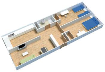 Contenhouse presenta su prototipo de vivienda hecha con - Contenedores maritimos para vivienda ...