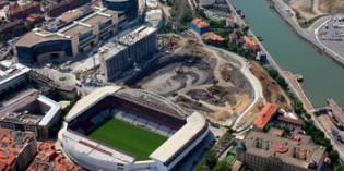 San Mamés Barria contará con una nueva piscina olímpica cubierta