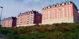 Adjudicadas dos parcelas municipales en Miribilla para construir 173 VPO