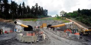 Arrancan las obras del tramo Hernani-Astigarraga del tren de alta velocidad