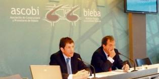 La licitación de obra pública aumentó un 9% en Bizkaia en 2011, según Ascobi