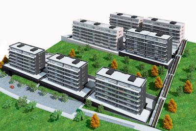 El derribo de la escuela de magisterio de enekuri dar paso a 180 viviendas construcci n euskadi - Pisos obra nueva bilbao ...