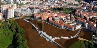 Lakua iniciará en verano la construcción de la estación de Altza del Metro de Donostialdea