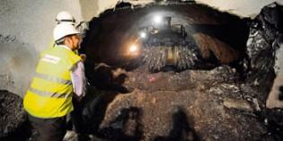 Concluye el cale de un túnel del tramo Ezkio Itsaso-Beasain de la Y vasca