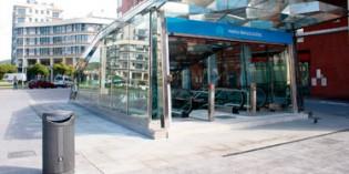 ETS adjudica las obras del tramo Lugaritz La Concha del Metro de Donostialdea