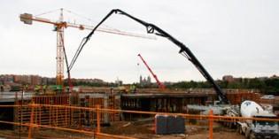 La licitación de obra pública descendió un 50% en Bizkaia durante el primer semestre de 2012