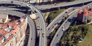 La Diputación de Bizkaia prevé derribar el viaducto de Sabino Arana en 2013