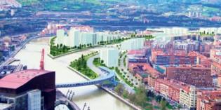 Acuerdo final entre el Ayuntamiento de BIlbao y el Gobierno vasco para abrir el Canal de Deusto