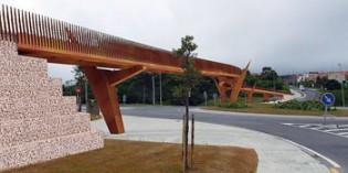 Adjudicada la construcción de la pasarela peatonal de Loroño en Sopelana