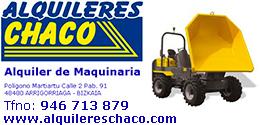 Alquileres Chaco