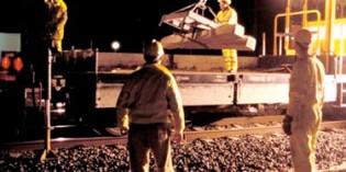 Adif invierte 348.531 euros en la mejora del túnel de Aloria