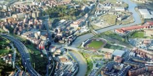 Bilbao y Barakaldo levantarán un puente y una pasarela sobre la ría