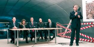 Gobierno vasco y Diputación Foral de Bizkaia pondrán en marcha la Línea 3 de metro en 2016