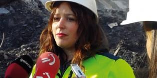 Gipuzkoa prevé que las obras de la GI-632 estén finalizadas para abril de 2015