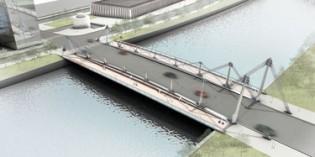 Licitan la construcción del puente entre Zorrotzaurre y Deusto