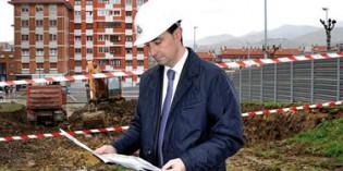 Gobierno vasco inicia la construcción de 32 pisos sociales en Portugalete