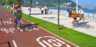 Donostia participa en dos proyectos europeos para promocionar el uso de la bicicleta