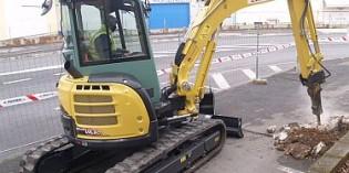 Comienzan las obras en la calle Venta de la Estrella, en Vitoria