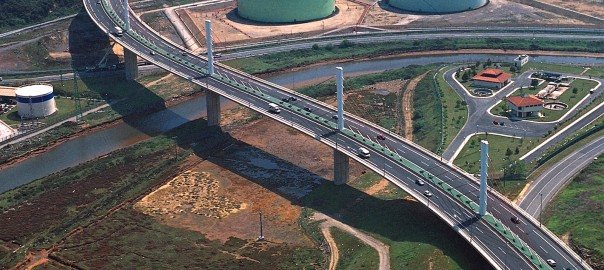 viaducto la arena