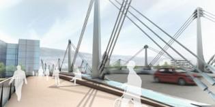 Presentadas 22 ofertas al concurso para  la redacción del proyecto del puente de Zorrotzaurre