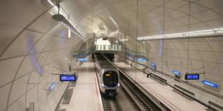 La pasante soterrada del Metro de Donostialdea costará 165 millones