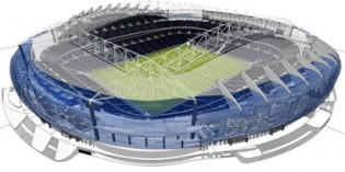 El nuevo estadio de Anoeta costará 40 millones de euros