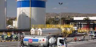 CLH construirá 11 tanques de combustible en el Puerto de Bilbao