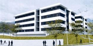 Donostia promueve la construcción de 96 pisos de VPO en Berio