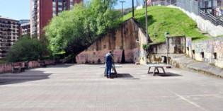 El Ayuntamiento de Basauri construirá una nueva plaza en el Kalero