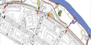 Txomin-Enea contará con una nueva zona de ocio en el parque fluvial