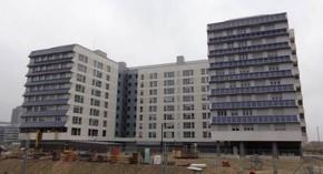 Una delegación europea visita la promoción de 171 viviendas sostenibles de Visesa en Vitoria