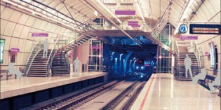 ETS licita por las obras de la  estación del Casco Viejo de la Línea 3 de Metro