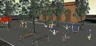 Laudio empezará las obras de la  plaza de Ugarte después de verano