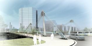 LKS gana el concurso para la redacción del proyecto del puente  que unirá Zorrotzaurre y San Ignacio