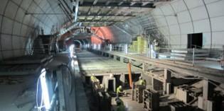 ETS adjudica la redacción del proyecto de  soterramiento del Metro a su paso por Urduliz