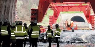El Gobierno central licita las obras del tramo Arrasate-Bergara del tren de alta velocidad