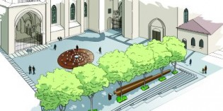 Vitoria iniciará en invierno la reforma de la plaza de Santa María