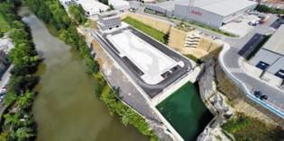 El Consorcio de Aguas construirá un tanque de tormentas en Etxebarri
