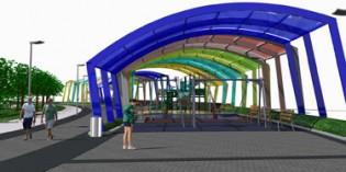 Getxo arranca las obras del parque del metro en Maidagan