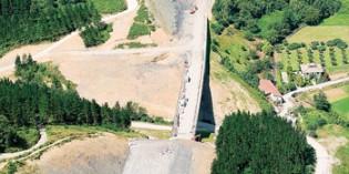Adif adjudica el primer tramo del nudo de Bergara por 68,1 millones