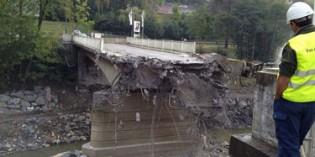 URA acomete la sustitución del puente de Bridgestone en Basauri