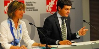 Bizkaia destinará 2,9 millones a mejoras en la BI-3602