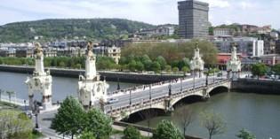 Donostia reparará las estructuras internas de varios puentes del Urumea